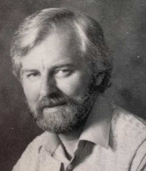 Keith Chatfield Author Photo