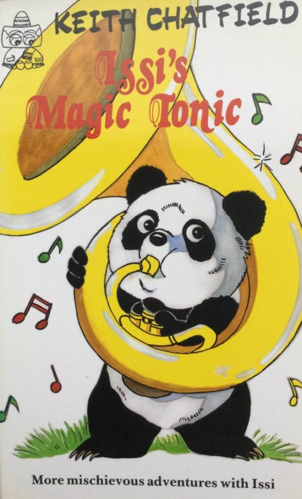 Cover Issi's Magic Tonic (Sancho)